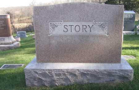 STORY, FAMILY STONE - Linn County, Iowa | FAMILY STONE STORY