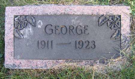 STORY, GEORGE - Linn County, Iowa | GEORGE STORY