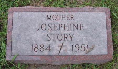 STORY, JOSEPHINE - Linn County, Iowa | JOSEPHINE STORY