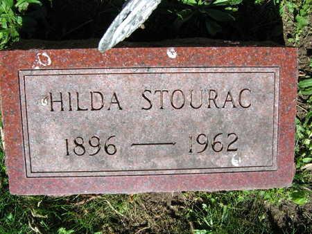 STOURAC, HILDA - Linn County, Iowa | HILDA STOURAC