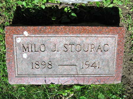 STOURAC, MILO J. - Linn County, Iowa | MILO J. STOURAC