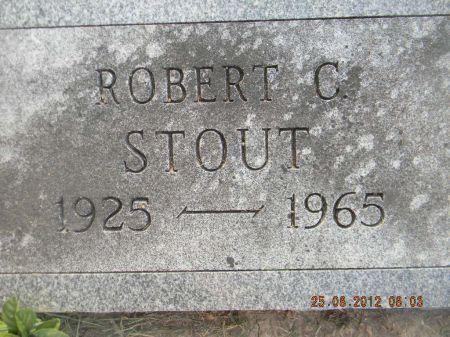 STOUT, ROBERT C. - Linn County, Iowa   ROBERT C. STOUT