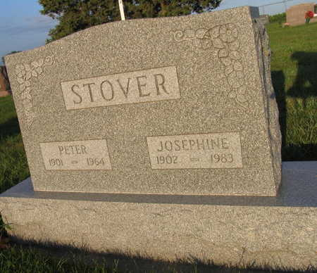 STOVER, JOSEPHINE - Linn County, Iowa   JOSEPHINE STOVER