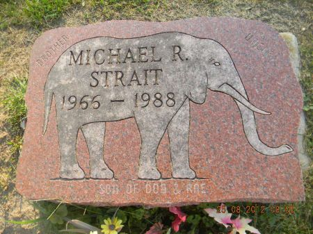 STRAIT, MICHAEL R. - Linn County, Iowa   MICHAEL R. STRAIT