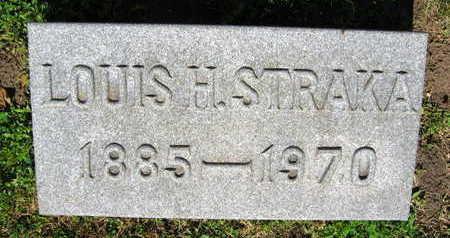 STRAKA, LOUIS H. - Linn County, Iowa | LOUIS H. STRAKA