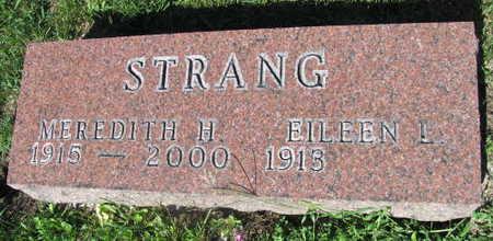 STRANG, MEREDITH H. - Linn County, Iowa   MEREDITH H. STRANG