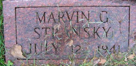 STRANSKY, MARVIN G. - Linn County, Iowa | MARVIN G. STRANSKY