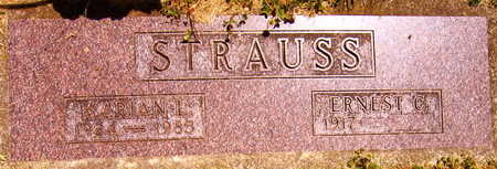 STRAUSS, MARIAN L. - Linn County, Iowa   MARIAN L. STRAUSS