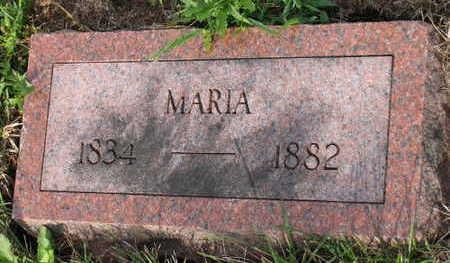 STAYNER, MARIA - Linn County, Iowa | MARIA STAYNER