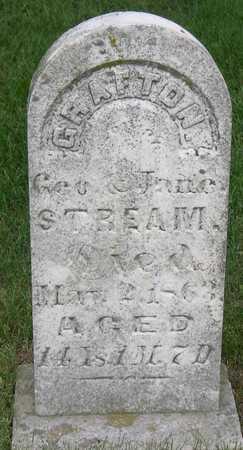 STREAM, GRAFTON - Linn County, Iowa   GRAFTON STREAM