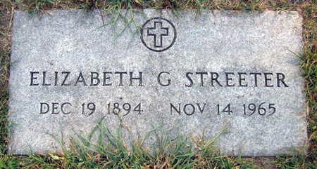 STREETER, ELIZABETH G. - Linn County, Iowa | ELIZABETH G. STREETER