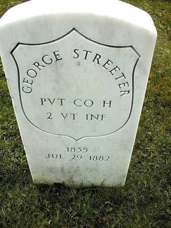STREETER, PVT. GEORGE - Linn County, Iowa | PVT. GEORGE STREETER