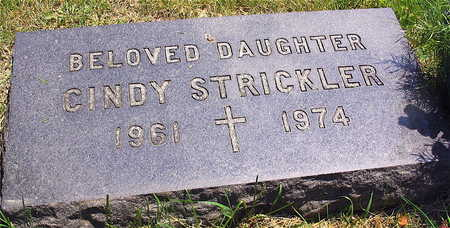 STRICKLER, CINDY - Linn County, Iowa | CINDY STRICKLER