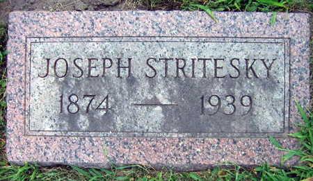 STRITESKY, JOSEPH - Linn County, Iowa   JOSEPH STRITESKY