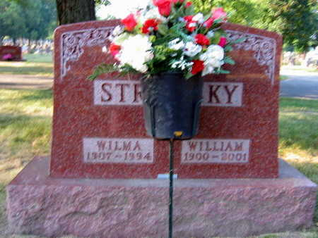STRITESKY, WILMA - Linn County, Iowa | WILMA STRITESKY