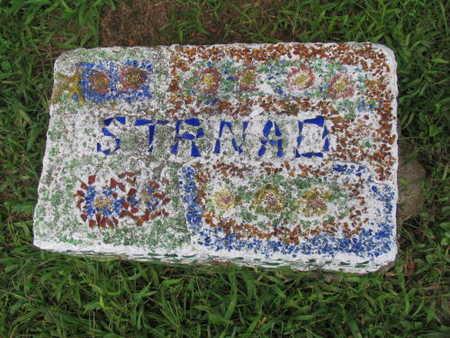 STRNAD, NO NAME - Linn County, Iowa | NO NAME STRNAD