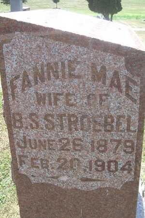STROEBEL, FANNIE MAE - Linn County, Iowa   FANNIE MAE STROEBEL
