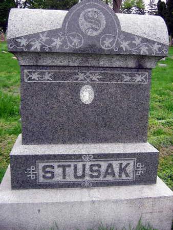 STUSAK, FAMILY STONE - Linn County, Iowa | FAMILY STONE STUSAK