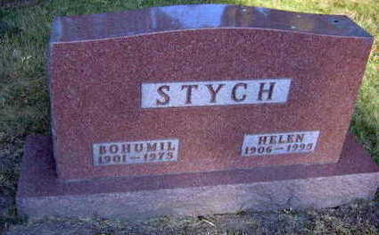 STYCH, BOHUMIL - Linn County, Iowa | BOHUMIL STYCH