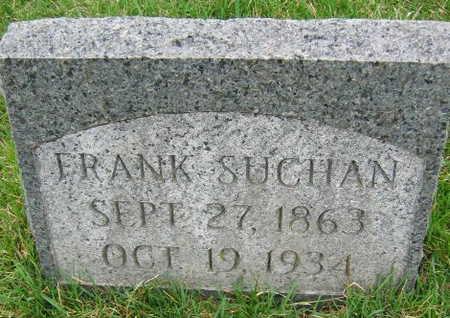 SUCHAN, FRANK - Linn County, Iowa | FRANK SUCHAN