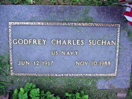 SUCHAN, GODFREY CHARLES - Linn County, Iowa | GODFREY CHARLES SUCHAN