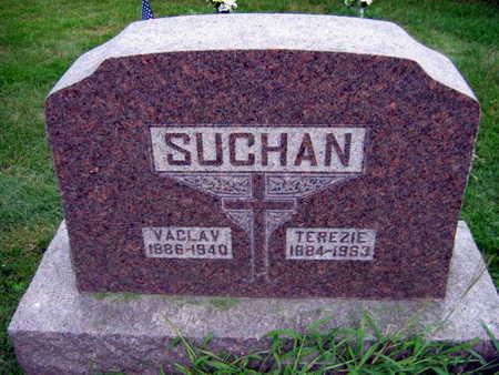 SUCHAN, VACLAV - Linn County, Iowa | VACLAV SUCHAN