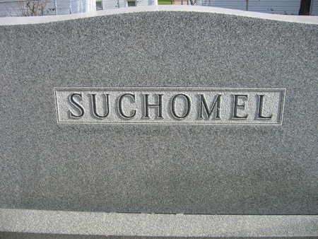 SUCHOMEL, FAMILY STONE - Linn County, Iowa | FAMILY STONE SUCHOMEL