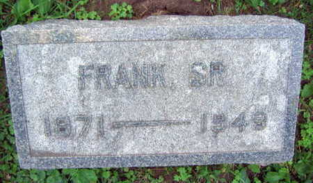 SUCHOMEL, FRANK SR. - Linn County, Iowa | FRANK SR. SUCHOMEL