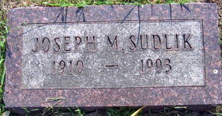 SUDLIK, JOSEPH  M. - Linn County, Iowa | JOSEPH  M. SUDLIK