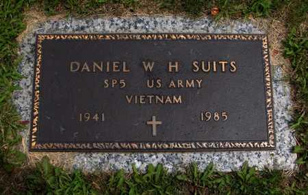 SUITS, DANIEL W.H. - Linn County, Iowa | DANIEL W.H. SUITS