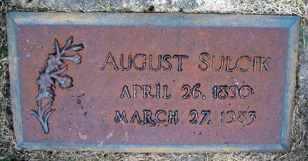 SULICIK, AUGUST - Linn County, Iowa | AUGUST SULICIK