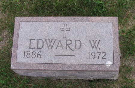 SULLIVAN, EDWARD W. - Linn County, Iowa   EDWARD W. SULLIVAN