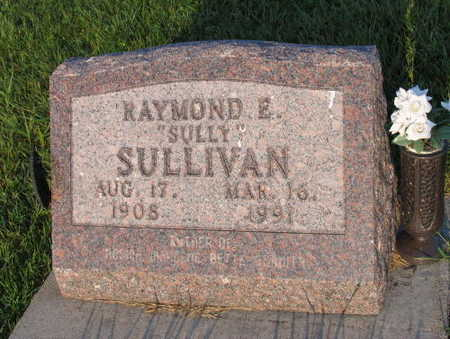 SULLIVAN, RAYMOND E. - Linn County, Iowa | RAYMOND E. SULLIVAN