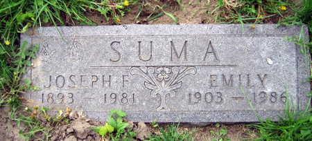 SUMA, JOSEPH F. - Linn County, Iowa | JOSEPH F. SUMA