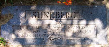 SUNDBERG, LUCILLE M. - Linn County, Iowa | LUCILLE M. SUNDBERG