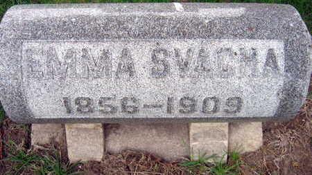 SVACHA, EMMA - Linn County, Iowa   EMMA SVACHA