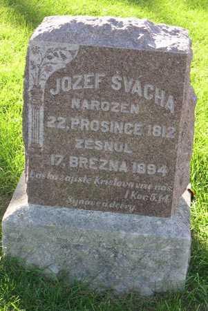 SVACHA, JOZEF - Linn County, Iowa | JOZEF SVACHA