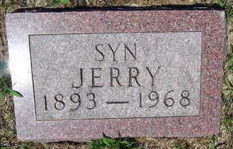 SVANDA, JERRY - Linn County, Iowa | JERRY SVANDA