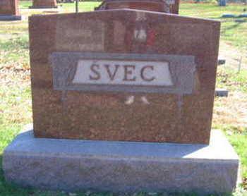 SVEC, FAMILY STONE - Linn County, Iowa | FAMILY STONE SVEC