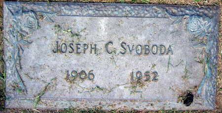 SVOBODA, JOSEPH C. - Linn County, Iowa | JOSEPH C. SVOBODA