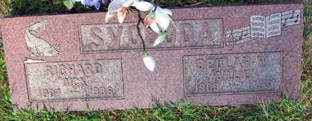 SVOBODA, BEULAH W. - Linn County, Iowa | BEULAH W. SVOBODA
