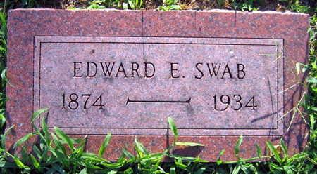 SWAB, EDWARD E. - Linn County, Iowa | EDWARD E. SWAB