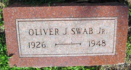 SWAB, OLIVER J. JR. - Linn County, Iowa   OLIVER J. JR. SWAB