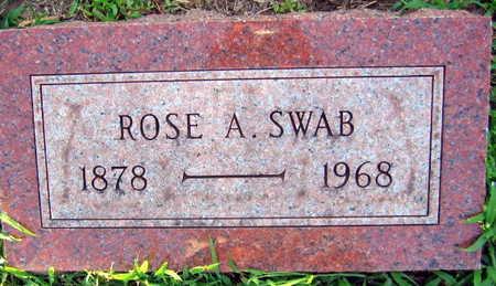 SWAB, ROSE A. - Linn County, Iowa | ROSE A. SWAB