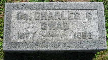 SWAB, DR. CHARLES G. - Linn County, Iowa | DR. CHARLES G. SWAB