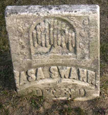 SWANN, ASA - Linn County, Iowa | ASA SWANN