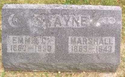SWAYNE, EMMA C. - Linn County, Iowa | EMMA C. SWAYNE