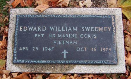 SWEENEY, EDWARD WILLIAM - Linn County, Iowa   EDWARD WILLIAM SWEENEY