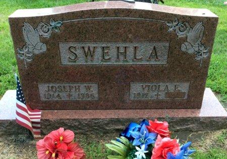 SWEHLA, JOSEPH W. - Linn County, Iowa | JOSEPH W. SWEHLA