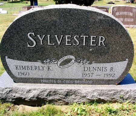 SYLVESTER, DENNIS R. - Linn County, Iowa   DENNIS R. SYLVESTER